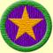 *Badge*